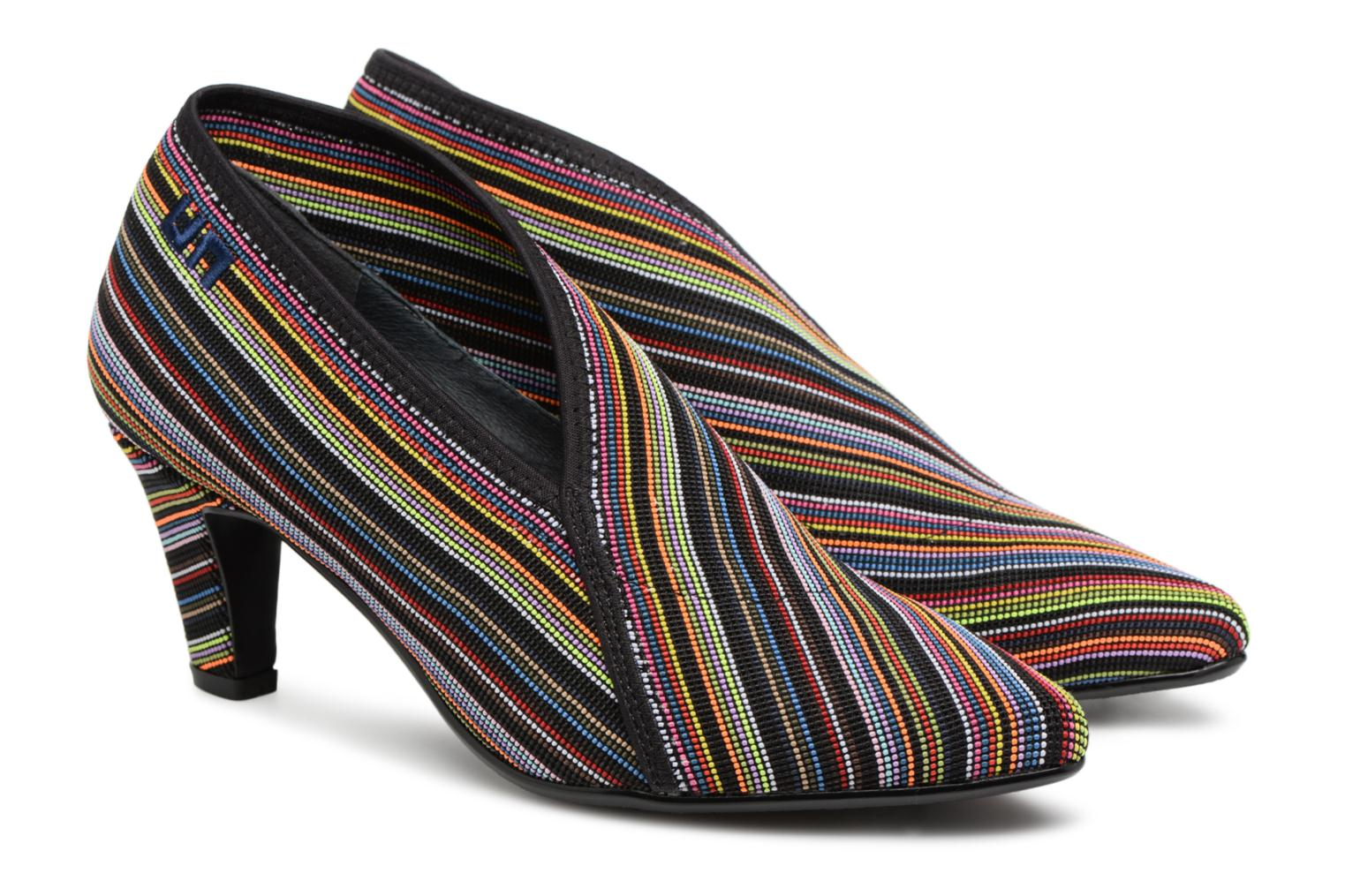 Ankle boots United Nude Fold Lite Mid Multicolor 3/4 view