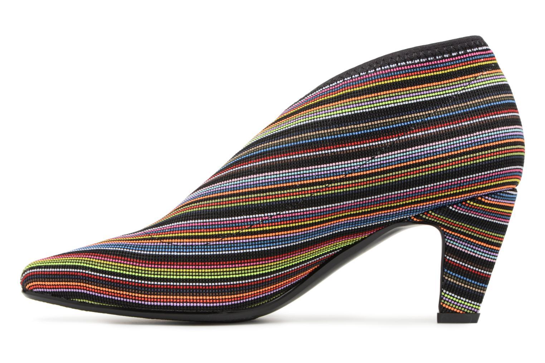 Boots en enkellaarsjes United Nude Fold Lite Mid Multicolor voorkant