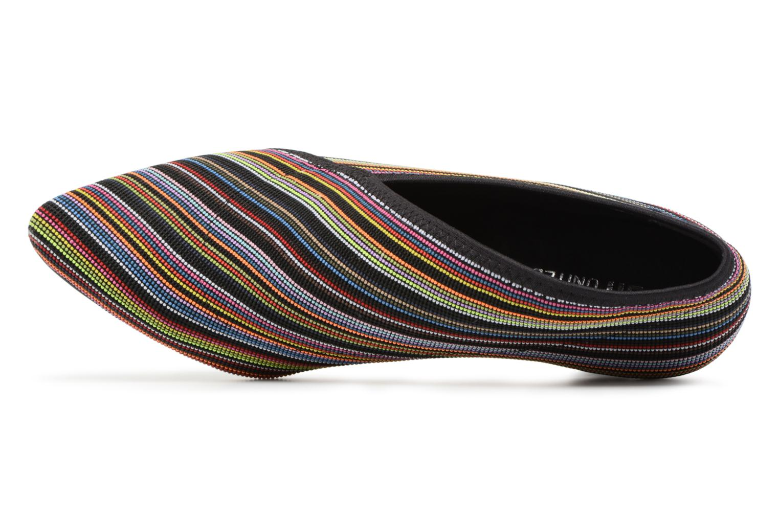 Ankle boots United Nude Fold Lite Mid Multicolor view from the left