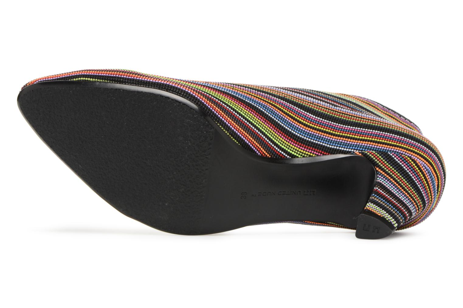 Ankle boots United Nude Fold Lite Mid Multicolor view from above