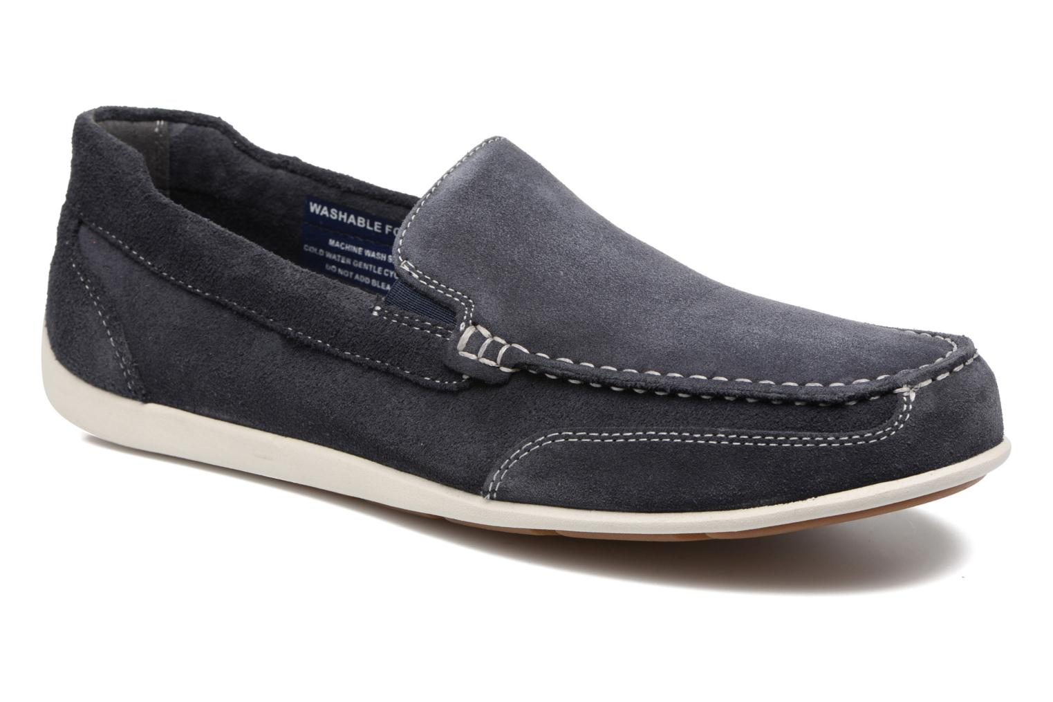Bl4 Venetian New Dress Blues Suede