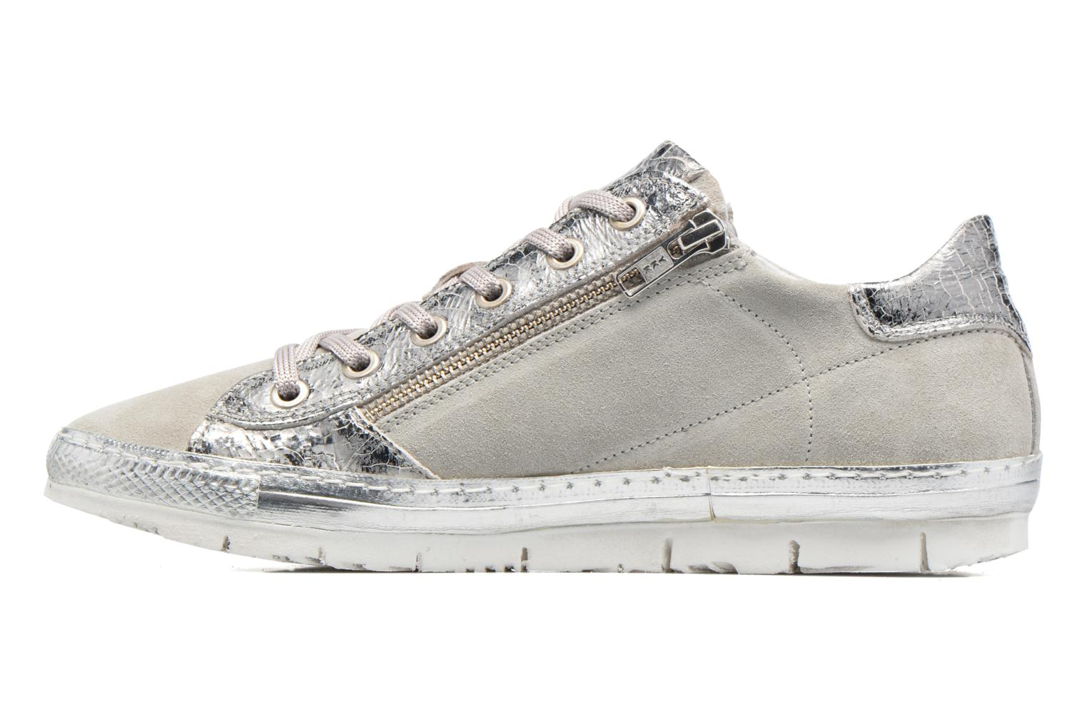 Sneakers Khrio Cristal Argento immagine frontale