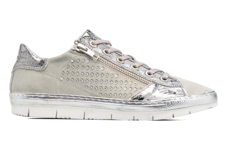 Sneakers Khrio Cristal Zilver achterkant