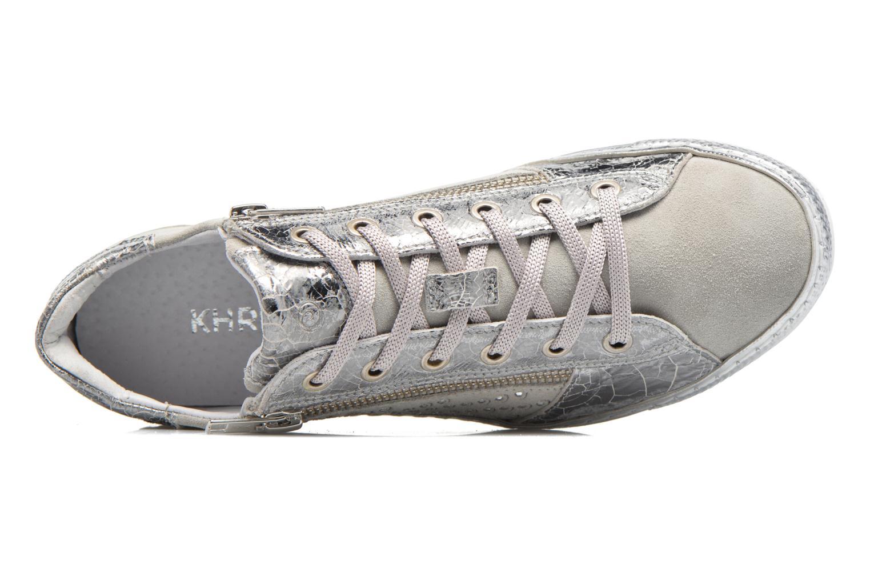 Sneakers Khrio Cristal Zilver links