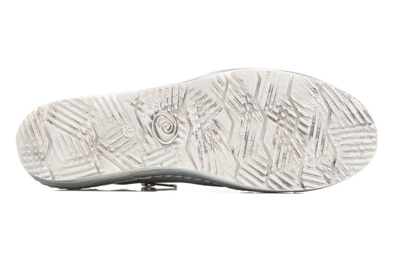 Sneakers Khrio Cristal Zilver boven