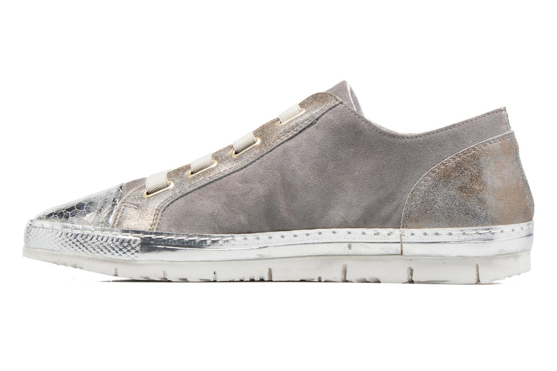 Sneakers Khrio Calcuta Grijs voorkant