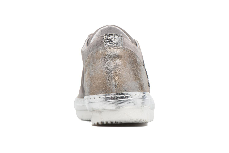 Sneakers Khrio Calcuta Grijs rechts
