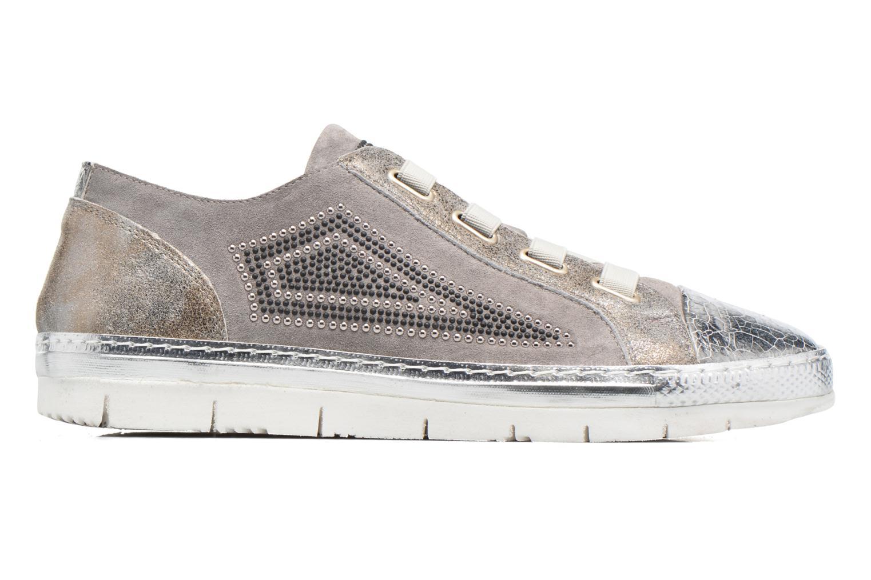 Sneakers Khrio Calcuta Grijs achterkant