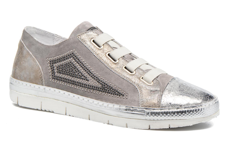 Sneakers Khrio Calcuta Grijs detail