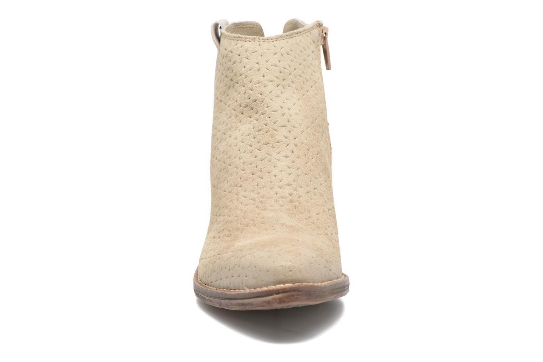 Bottines et boots Khrio Clarina Beige vue portées chaussures