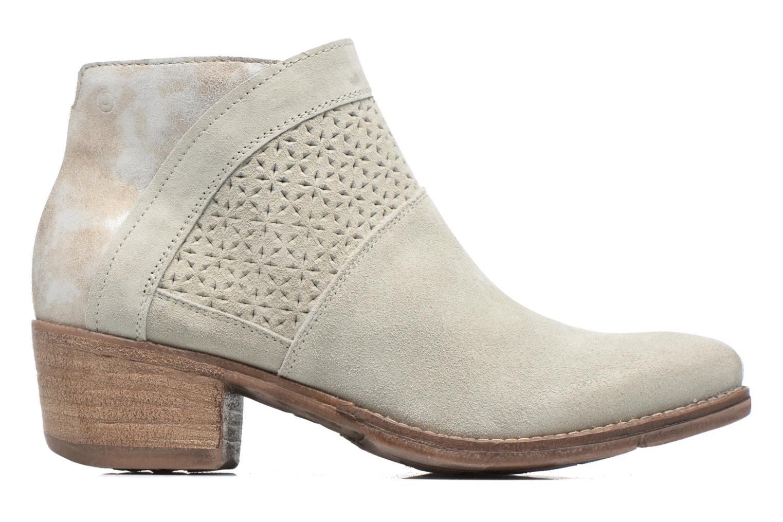 Bottines et boots Khrio Clemie Beige vue derrière