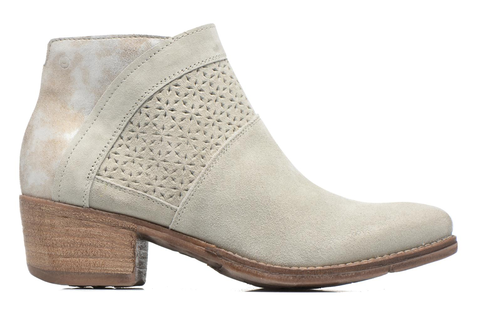 Ankle boots Khrio Clemie Beige back view