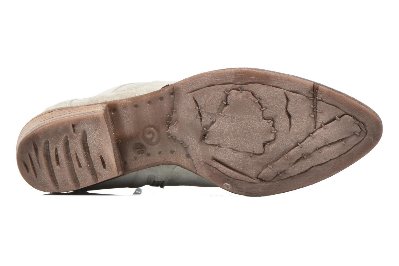 Boots en enkellaarsjes Khrio Clemie Beige boven