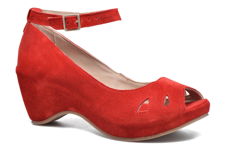 Sandalen Khrio Cylia rot detaillierte ansicht/modell