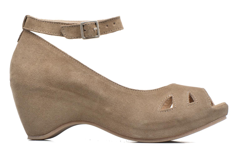 Sandali e scarpe aperte Khrio Cylia Beige immagine posteriore