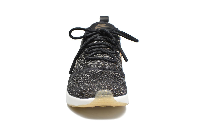 Sneaker Nike W Air Max Thea Ultra Fk Mtlc schwarz schuhe getragen