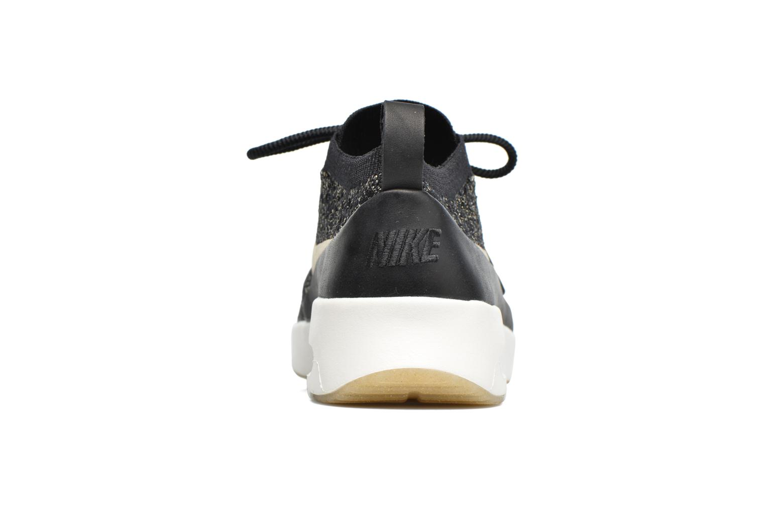 Trainers Nike W Air Max Thea Ultra Fk Mtlc Black view from the right
