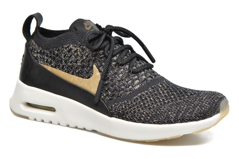 Zapatos promocionales Nike W Air Max Thea Ultra Fk Mtlc (Negro) - Deportivas   Zapatos de mujer baratos zapatos de mujer