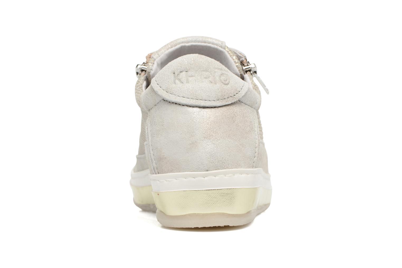 Sneakers Khrio Giulia Argento immagine destra