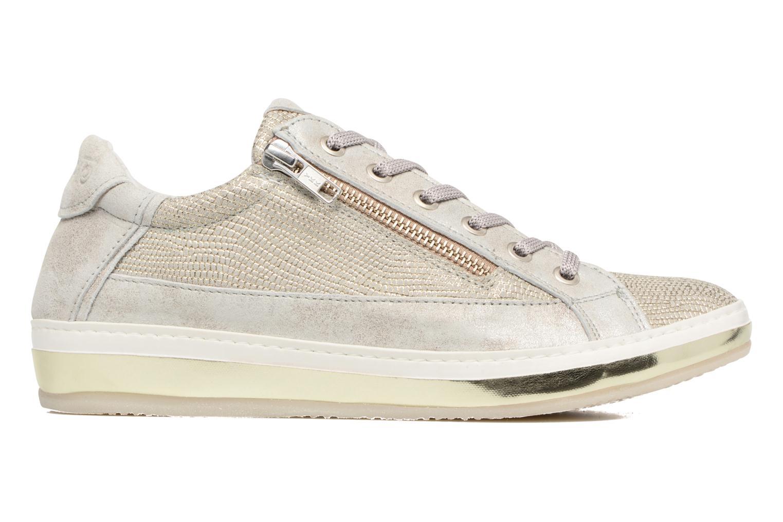 Sneakers Khrio Giulia Argento immagine posteriore