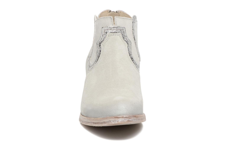 Stiefeletten & Boots Khrio Giorgia beige schuhe getragen