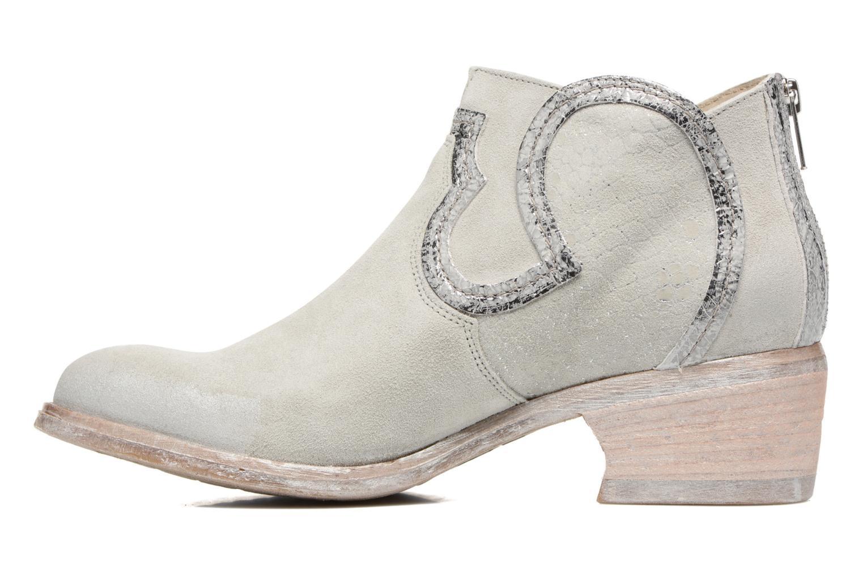 Stiefeletten & Boots Khrio Giorgia beige ansicht von vorne
