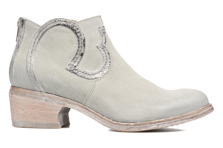 Bottines et boots Khrio Giorgia Beige vue derrière