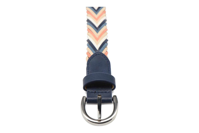 Belts Pieces Lion Braided Jeans Belt Multicolor model view