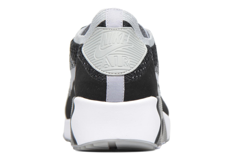 Sneakers Nike Air Max 90 Ultra 2.0 Flyknit Zwart rechts