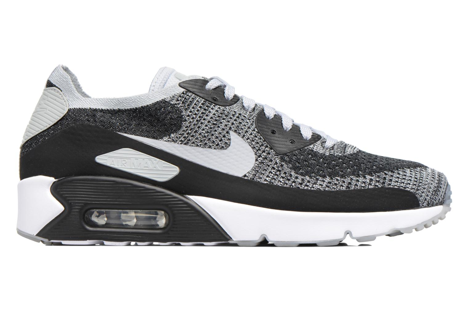 Sneakers Nike Air Max 90 Ultra 2.0 Flyknit Sort se bagfra