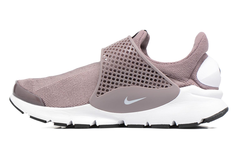 Wmns Nike Sock Dart Taupe Grey/White-Black