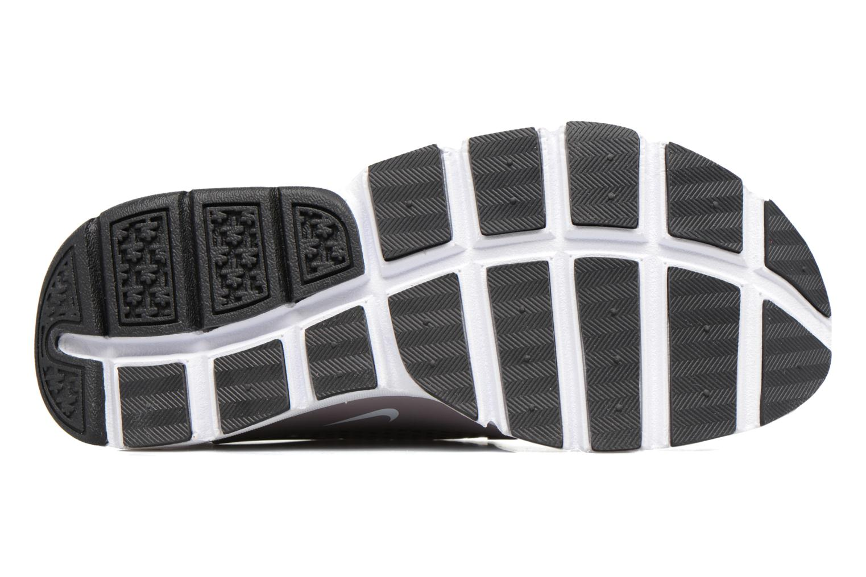 Baskets Nike Wmns Nike Sock Dart Violet vue haut