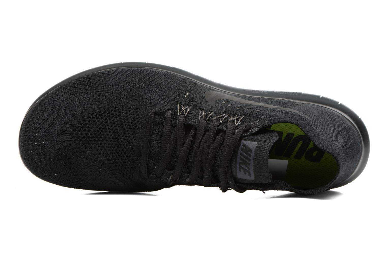 Sportschoenen Nike Nike Free Rn Flyknit 2017 Zwart links