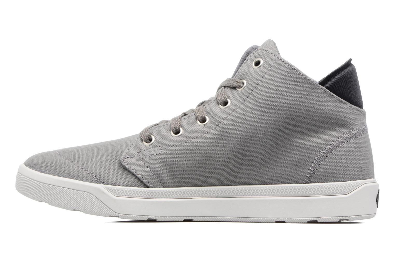 Sneakers Palladium Desrue Mid H Grigio immagine frontale