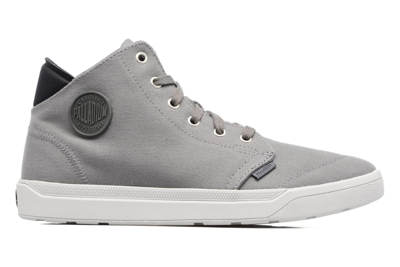 Sneakers Palladium Desrue Mid H Grigio immagine posteriore