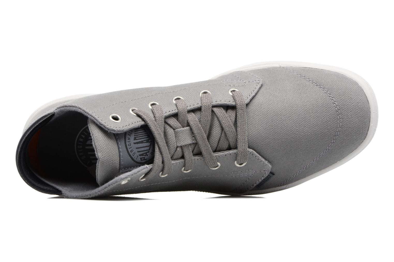 Sneakers Palladium Desrue Mid H Grigio immagine sinistra
