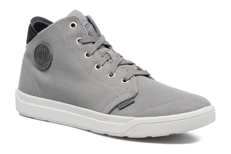 Sneakers Palladium Desrue Mid H Grigio vedi dettaglio/paio
