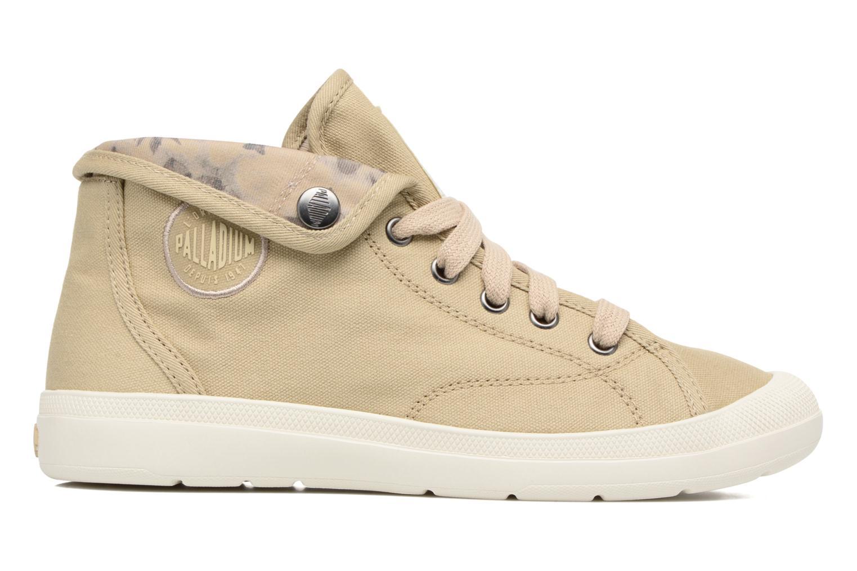 Sneakers Palladium Aventure F Verde immagine posteriore
