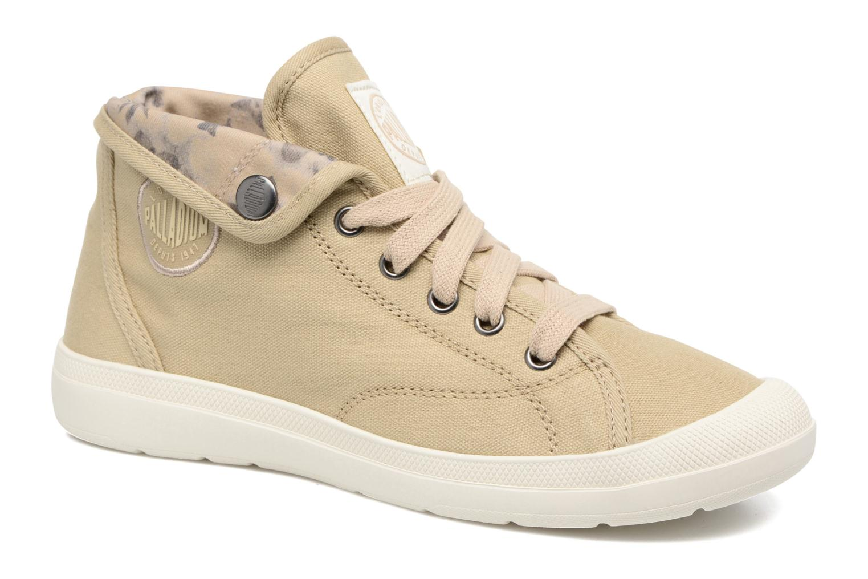 Sneakers Palladium Aventure F Verde vedi dettaglio/paio