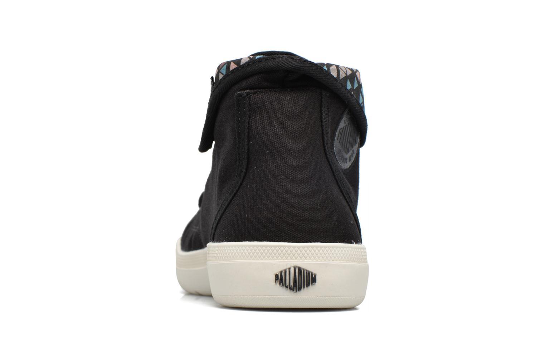 Sneakers Palladium Aventure F Sort Se fra højre