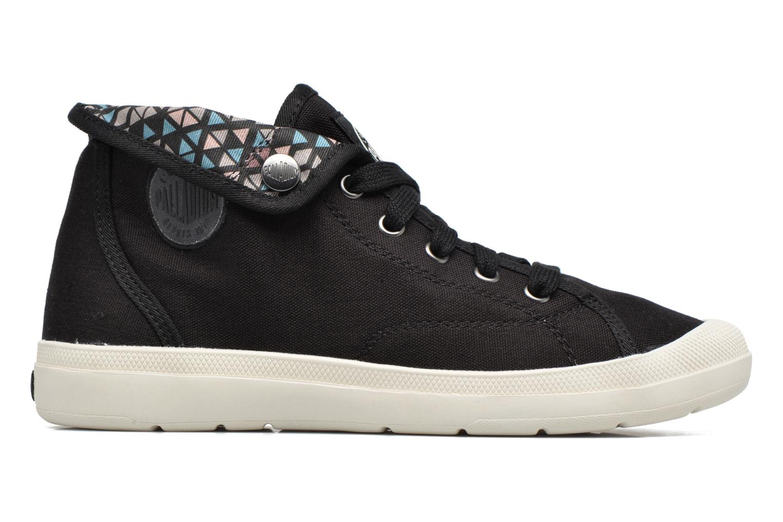 Sneakers Palladium Aventure F Zwart achterkant