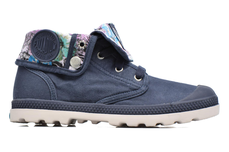 Sneakers Palladium Baggy Lp Tw P F Azzurro immagine posteriore
