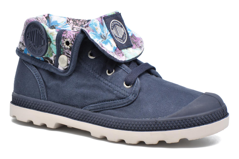 Sneakers Palladium Baggy Lp Tw P F Azzurro vedi dettaglio/paio