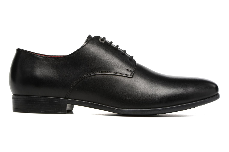 Chaussures à lacets Kickers Praduks Noir vue derrière