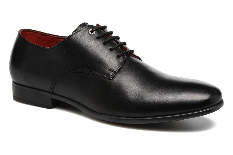 Chaussures à lacets Kickers Praduks Noir vue détail/paire