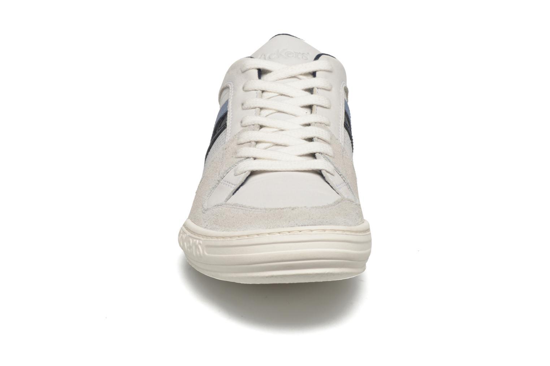 Baskets Kickers Jexprime Blanc vue portées chaussures