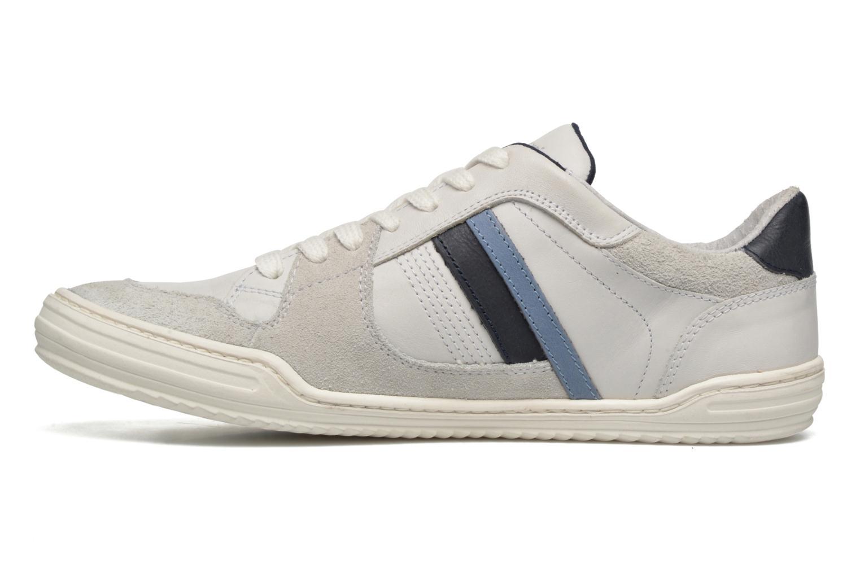 Sneakers Kickers Jexprime Wit voorkant