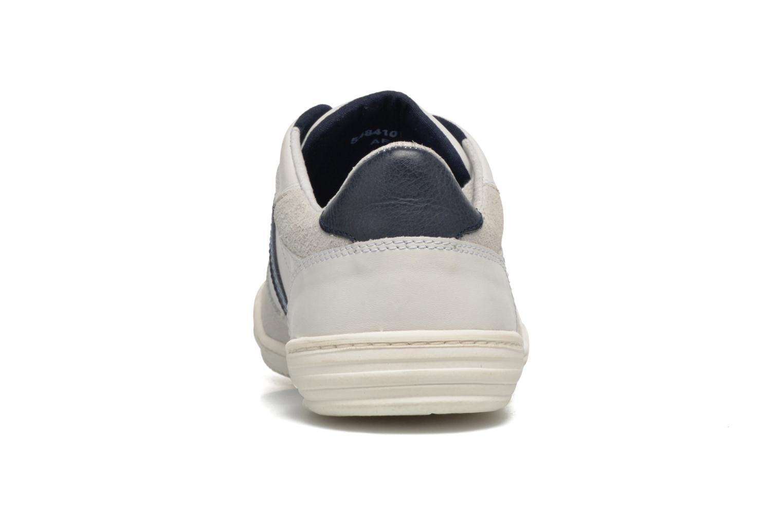 Sneakers Kickers Jexprime Wit rechts