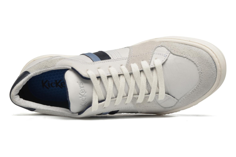 Sneakers Kickers Jexprime Wit links
