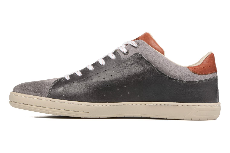 Sneaker Kickers Sniff grau ansicht von vorne